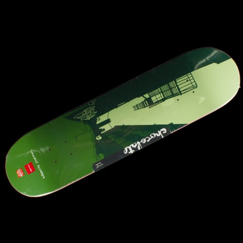 Chocolate Skateboards - Alvarez City Series Deck