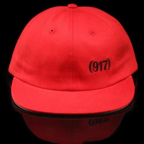Call Me 917 - Area Code Hat