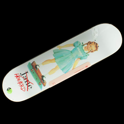 Girl Skateboards - Howard Jane Deck