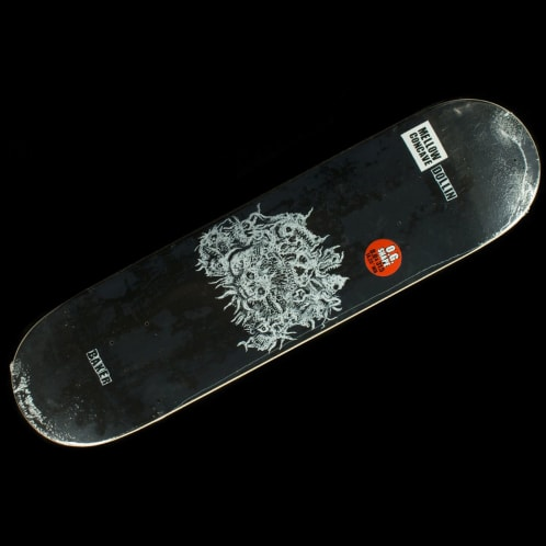 Baker Skateboards - Dollin Metal Deck