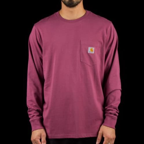 Carhartt - L/S Pocket T-Shirt