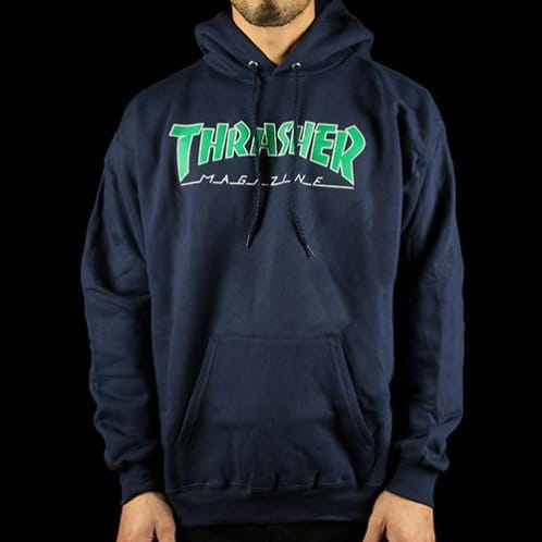 Thrasher - Mens Outlined Hoodie