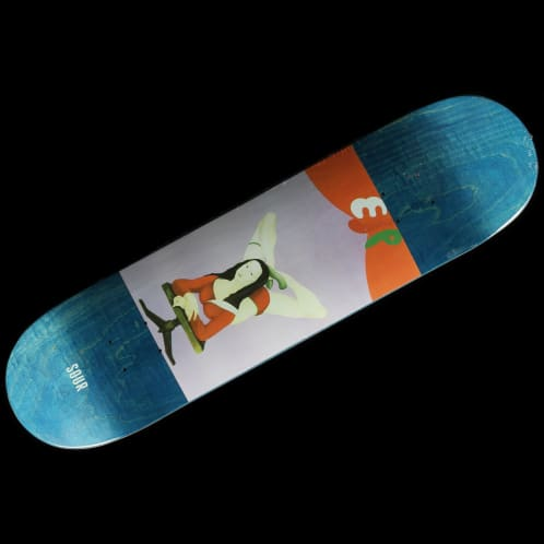 Sour Skateboards - EJP Art Thief Deck