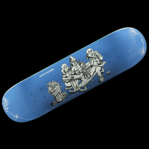 Polar Skate Co - Halberg Picknick Deck