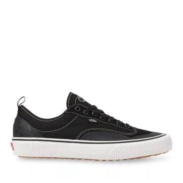 Vans Destruct SF Canvas Shoes - Black / Marshmallow / White