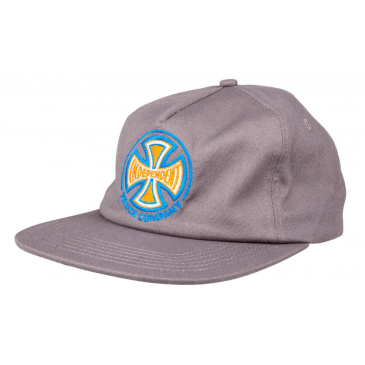 Independent -Spectrum Truck Co Cap - Grey