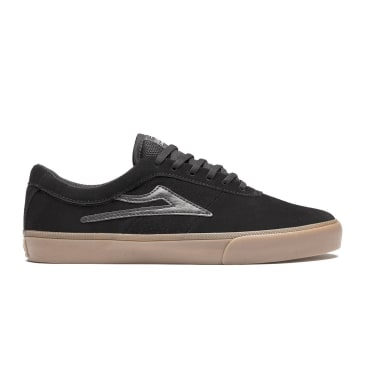 LAKAI Sheffield Shoes Black/Gum