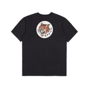 Brixton Ravage T-Shirt - Washed Black