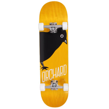 Orchard Bird Complete Yellow 8.5""