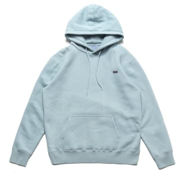 Chrystie NYC Small OG Patch Logo Hoodie - Stone Blue