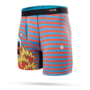 Stance Socks - Stance Cavolo Skull Boxer Brief | Multi