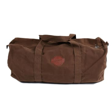 Theories Expedition Duffel Bag - Brown