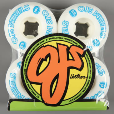 OJ 'Hardline From Concentrate' 52mm 101a Wheels