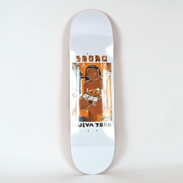 "5Boro Skateboards - 8.5"" Nueva York Subway Girl Deck"