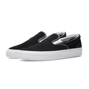 Converse One Star CC Slip On Black - White - White