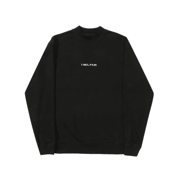 Helas Lux Sweater - Black