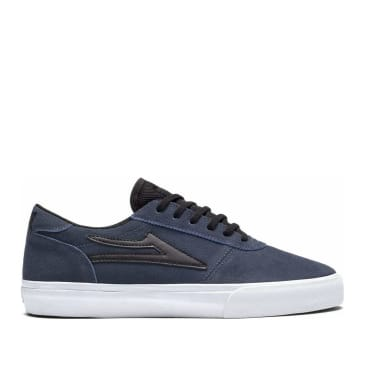 Lakai x Creature Skateboards Manchester Skate Shoes - Midnight Suede