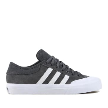 adidas Skateboard Matchcourt ADV Shoes - Grey / White