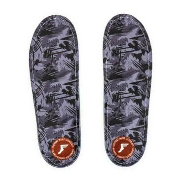 Footprint Gamechanger Dark Grey Camo Insoles