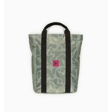by Parra - bird camo tote bag