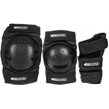 Bullet Combo Deluxe Pad Set - Junior
