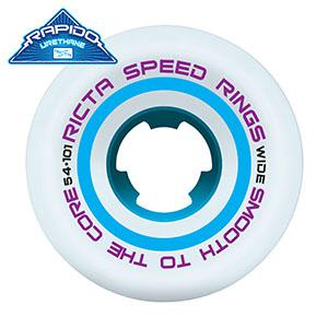 Ricta Speed Rings Wide 54mm 101A Wheels