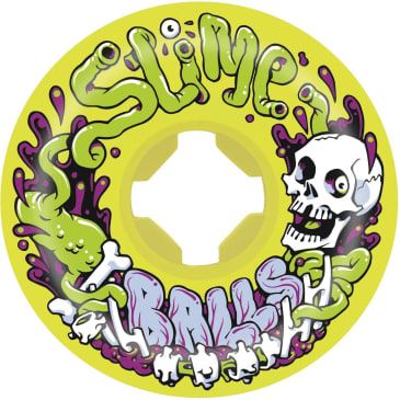 Santa Cruz Guts Speed Balls 99A Wheels