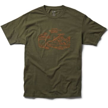 DC Shoes x Bronze56K Lukoda T-Shirt - Green