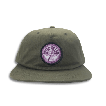 No-Comply 13th Strap Back Hat Buck