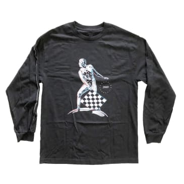 Quasi Skateboards Millennium Long Sleeve Shirt