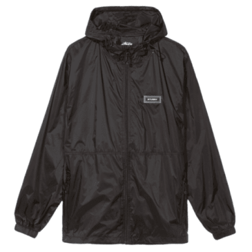 Stussy Sport Nylon Jacket Black