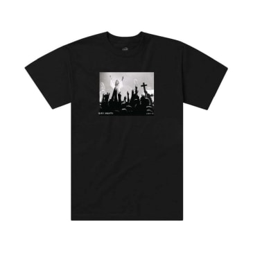 Lakai Tour Photo SS Tee Black