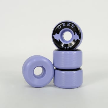Welcome Skateboards - 52mm (99a) Orbs Specter Solids Wheels - Lavender