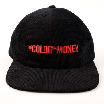 GX1000 The Color of Money 6-Panel - Black