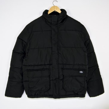 Dickies - Olaton Puffer Jacket - Black