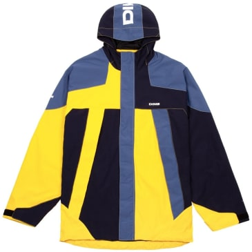 Dime Panel Parka - Yellow