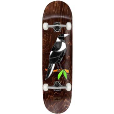 "Pass~Port - Stain Glass - Callum Paul - Maggie - Complete Skateboard - 8.38"""