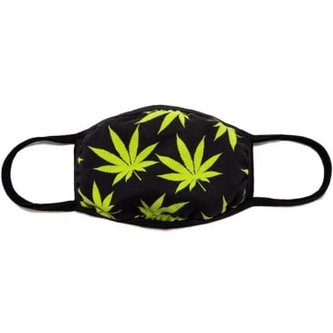 HUF Plantlife Face Mask