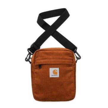 Carhartt WIP Cord Bag Small - Brandy
