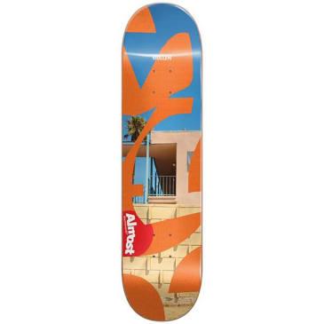 "Almost Mullen Fleabag R7 Skateboard Deck 8.25"""