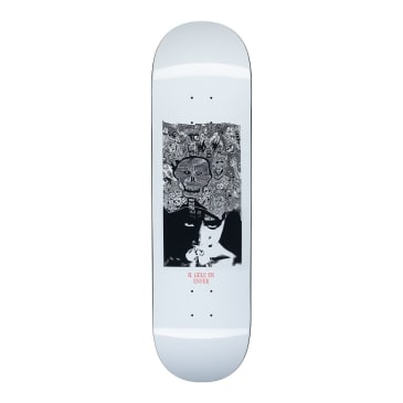 Hockey Disruption Kevin Rodrigues Skateboard Deck - 8.5""