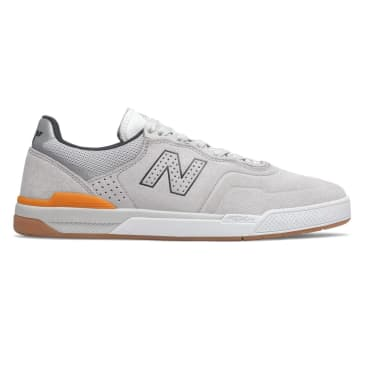 New Balance Numeric 913 Skateboarding Shoe - Light Grey/Dark Grey