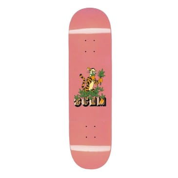 Fake Scum Tigger Skateboard Deck 8.25""