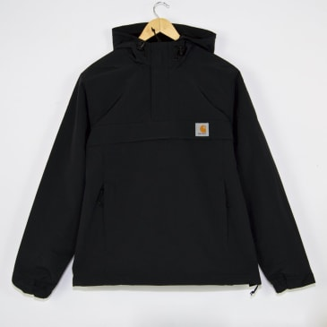 Carhartt WIP - Nimbus (Winter) Pullover Jacket - Black