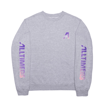 Alltimers Artist Crew - Heather Grey