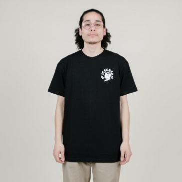 Icecream Put That In Your Pipe SS Tee (Black)