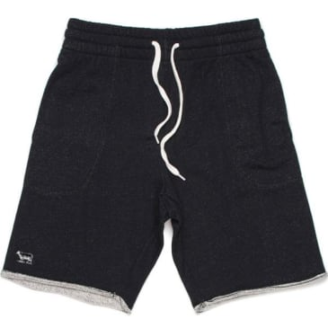 Black Sheep French Terry Icon Short Black Heather