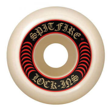 Spitfire Formula Four Lock In Wheels 101a - 55mm