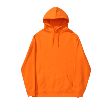 Hélas Relief Hoodie - Safety Orange