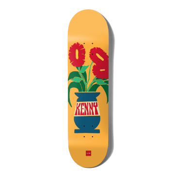 Chocolate Deck Plantasia Kenny Anderson 8""
